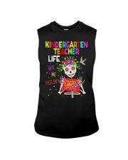 Kindergarten Teacher Life Sleeveless Tee thumbnail