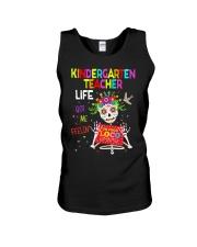 Kindergarten Teacher Life Unisex Tank thumbnail