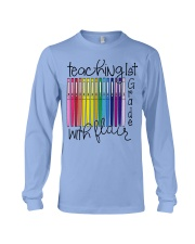 Teaching 1st Grade With Flair Long Sleeve Tee thumbnail