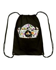 NURSE SHIRT Drawstring Bag thumbnail