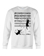 Music Teacher Crewneck Sweatshirt tile