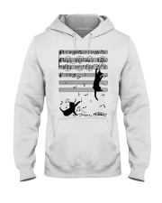 Music Teacher Hooded Sweatshirt thumbnail