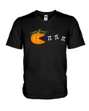 PI PI PI V-Neck T-Shirt thumbnail