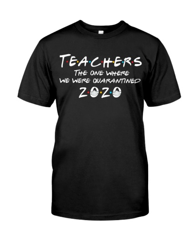 Teachers quarantined 2020