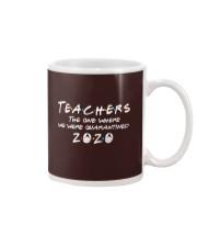 Teachers quarantined 2020 Mug thumbnail