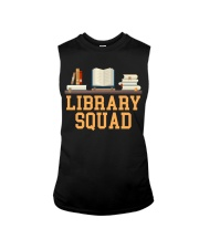 Library Squad Sleeveless Tee tile