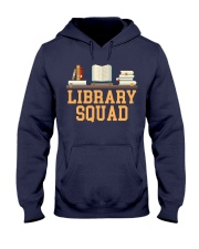 Library Squad Hooded Sweatshirt tile