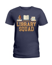 Library Squad Ladies T-Shirt tile