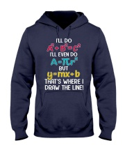 Math Hooded Sweatshirt thumbnail
