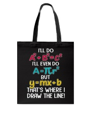 Math Tote Bag thumbnail