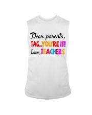 Love Teachers Sleeveless Tee thumbnail