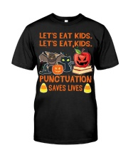 Let's eat Kids Let's eat Kids Classic T-Shirt front