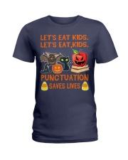 Let's eat Kids Let's eat Kids Ladies T-Shirt thumbnail