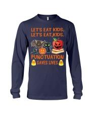 Let's eat Kids Let's eat Kids Long Sleeve Tee thumbnail