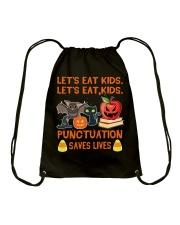 Let's eat Kids Let's eat Kids Drawstring Bag thumbnail