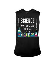 Science it's like Magic but real Sleeveless Tee thumbnail