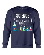 Science it's like Magic but real Crewneck Sweatshirt thumbnail