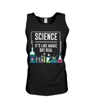 Science it's like Magic but real Unisex Tank thumbnail