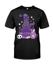 LIBRARIAN  SHIRT Classic T-Shirt front