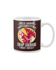 Skilled Linemans Mug thumbnail