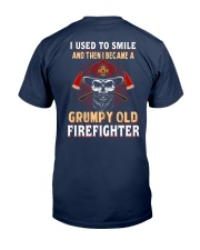Grumpy Old Firefighter Classic T-Shirt tile