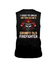 Grumpy Old Firefighter Sleeveless Tee thumbnail