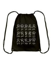 Math Shirt Drawstring Bag thumbnail
