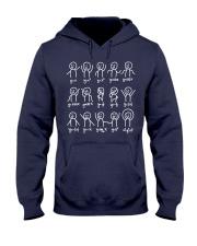 Math Shirt Hooded Sweatshirt thumbnail