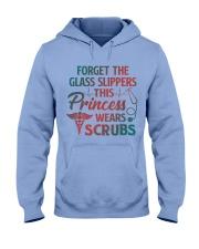 This Princess wears Scrubs Hooded Sweatshirt thumbnail