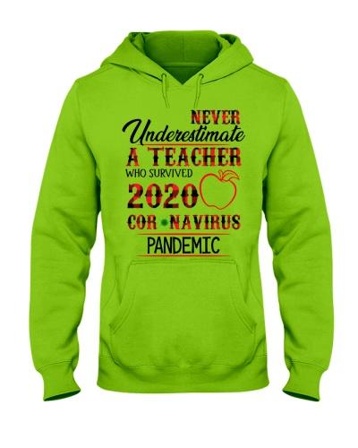 Never underestimate a Teacher