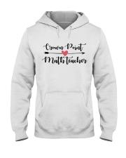 Crown point Math teacher Hooded Sweatshirt thumbnail