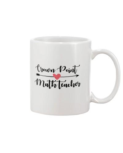 Crown point Math teacher