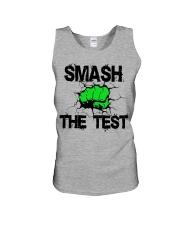 SMASH THE TEST Unisex Tank thumbnail