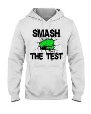 SMASH THE TEST Hooded Sweatshirt thumbnail