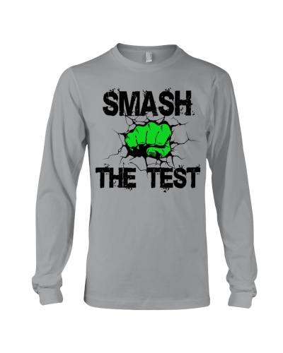 SMASH THE TEST