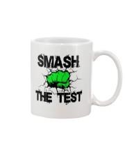 SMASH THE TEST Mug thumbnail