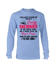 I have a Crazy Railroader Long Sleeve Tee tile