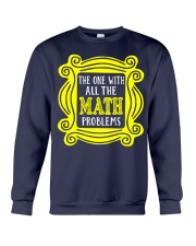 The one with all the math problems Crewneck Sweatshirt thumbnail