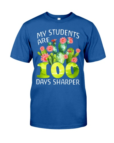 MY STUDENTS ARE 100 DAYS SHARPER