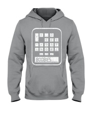 BOOBIES CALCULATOR  Hooded Sweatshirt thumbnail