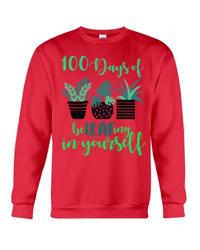 100 DAYS OF BE LEAFING IN YOURSELF