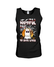 Its a bootiful day to save lives Unisex Tank thumbnail