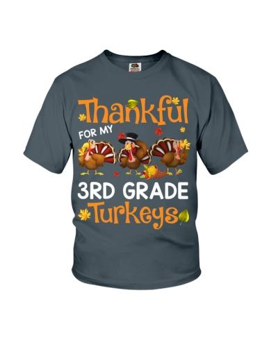 THANKFUL FOR MY 3RD GRADE TURKEYS
