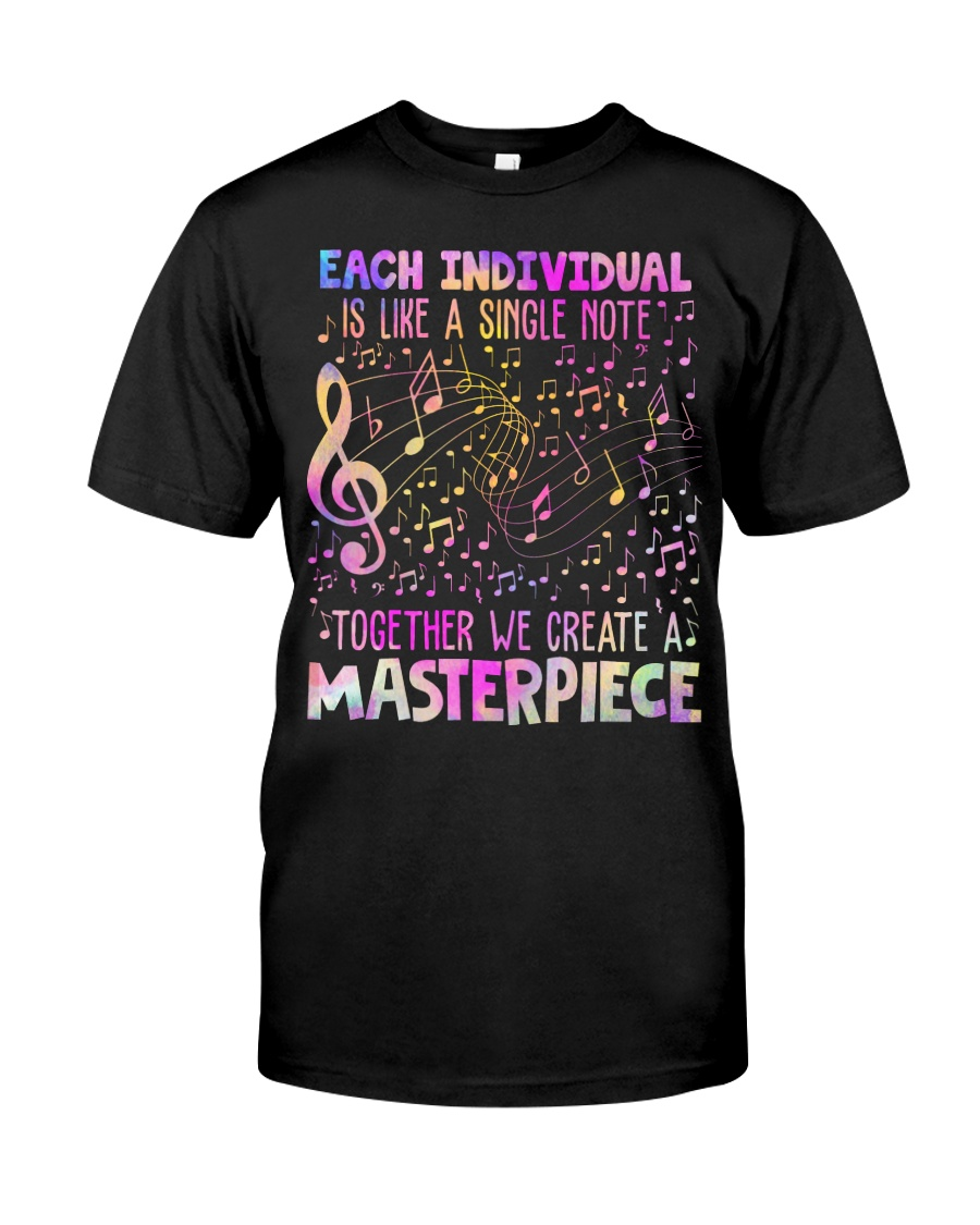 We creat a masterpiece Classic T-Shirt