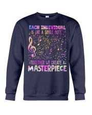 We creat a masterpiece Crewneck Sweatshirt thumbnail
