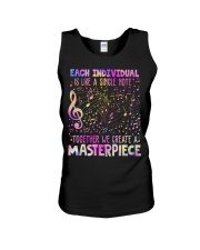 We creat a masterpiece Unisex Tank thumbnail