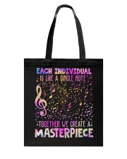 We creat a masterpiece Tote Bag thumbnail