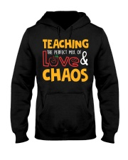 TEACHING THE PERFECT MIX OF LOVE  Hooded Sweatshirt thumbnail