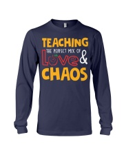TEACHING THE PERFECT MIX OF LOVE  Long Sleeve Tee thumbnail