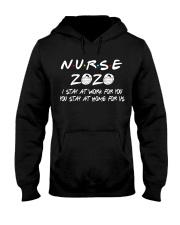 Nurse 2020 Hooded Sweatshirt thumbnail